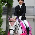 写真: 川崎競馬の誘導馬05月開催 藤Ver-120516-02-large
