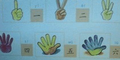 写真: 中国の教科書…これはみたら...