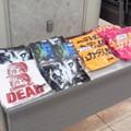 写真: 「ムカデ人間」ロゴTウイング上大岡2階で販売開始!本日限定