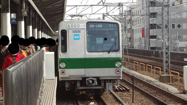 東京メトロ6000系ハイフン車 - 写真共有サイト「フォト蔵」