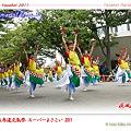 疾風乱舞_30 - 原宿表参道元氣祭 スーパーよさこい 2011