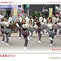 ちゅうしゃし隊_01 - 第12回 東京よさこい 2011