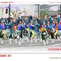 CHIよREN北天魁_01 - ちばYOSAKOI 2011