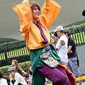 朝霞翔舞_03 - 原宿表参道元氣祭 スーパーよさこい 2011
