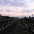Photos: 山崎駅ホーム2
