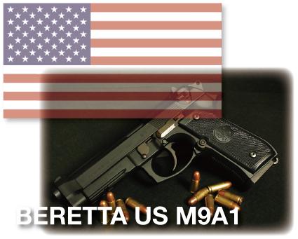 BERETTA US M9A1