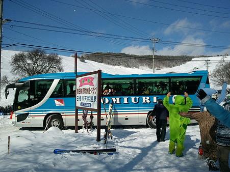 東村山四中お見送り 2012-01-24 (7)