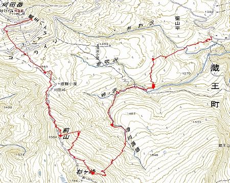蔵王杉ヶ峰2011.2.16