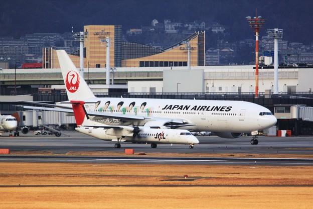 伊丹空港-BOEING777-120109_嵐_8022
