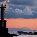 Photos: 霊峰とともに