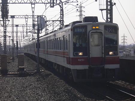 東武6050系@新越谷