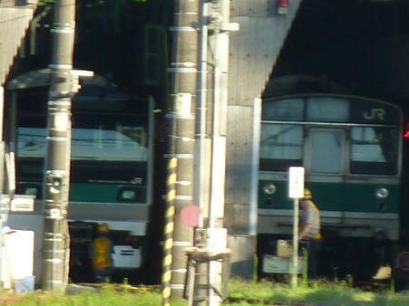 [過去分]松戸車両センター[2010.8.6]