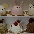 写真: おひな祭りケーキ