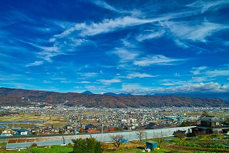 原村・富士見町遠景(SDIM0344)
