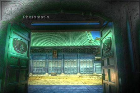 湯島聖堂HDR