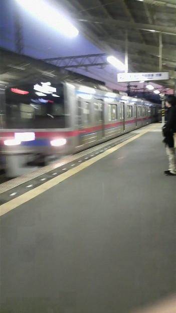 Photos: 京成3700 形