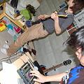 シンセとギター