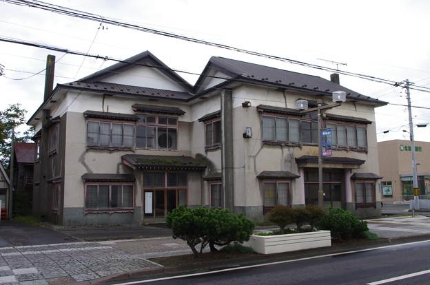 日本家屋的な造りの木造建築