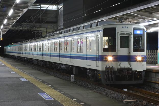 東武8000系(8163F)