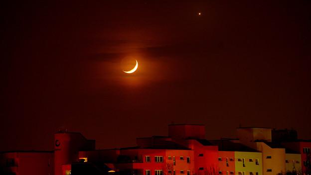 金星・月・木星