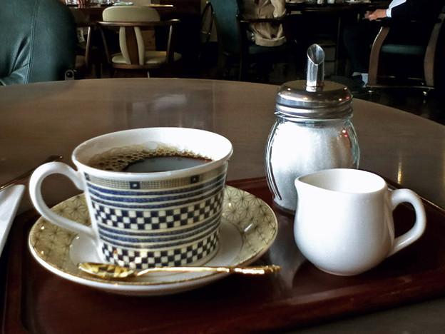 コーヒーカップのある風景@R's Cafe(筑紫野市原田)(1)
