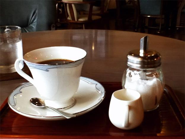 コーヒーカップのある風景@R's Cafe(筑紫野市原田)(3)