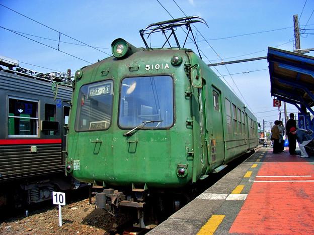 熊本電気鉄道 5000形