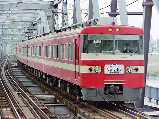 東武鉄道 18型 【急行】りょうもう