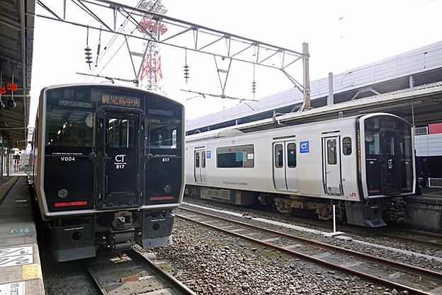 JR九州 817系電車 - 写真共有サ...