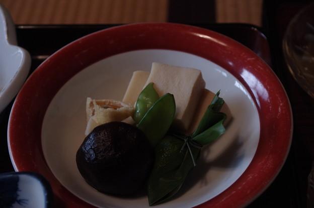 西禅院の精進料理