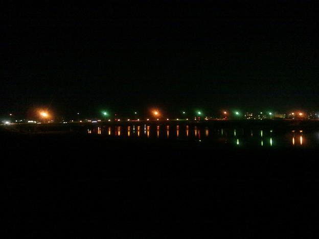 夜の高松橋