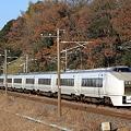 常磐線 651系 特急スーパーひたち