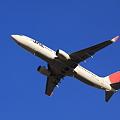 Photos: JAL 737-800 Take off !