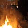 Photos: 布川神社 新年の祈り