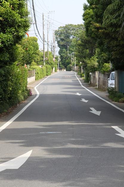 旧水戸街道 若柴宿2