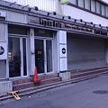Photos: 今朝8時半前のカフェソラー...