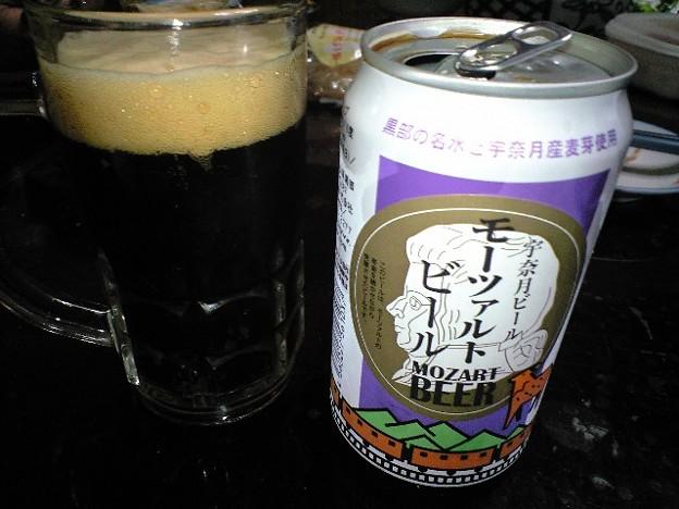 宇奈月の黒ビール