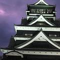 中秋の名月 熊本城2