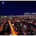 Photos: 月と夜景