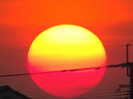 故郷の夕陽5