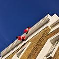 Photos: 頑張れ サンタさん!