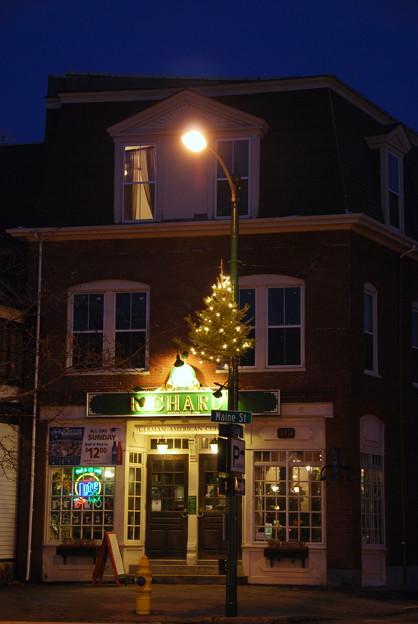写真: Richard's in Christmastime