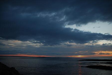 Dark Clouds 2-28-12