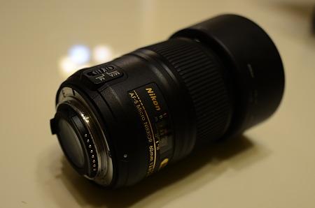 AF-S Micro NIKKOR 60mm f/2.8G