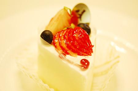 ハイジのレアチーズケーキ