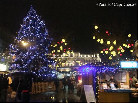 ブダペストのクリスマス