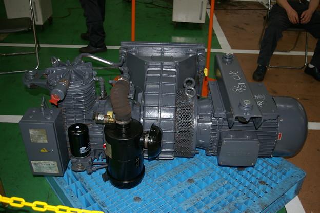 電動空気圧縮機 C1600S 東京総合車両センター