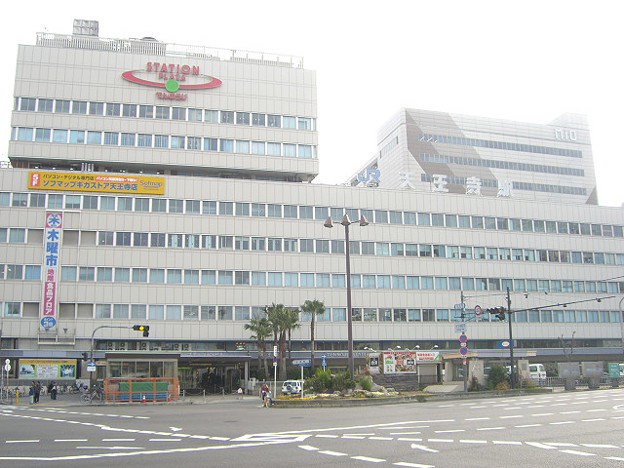 r9690_天王寺駅_大阪府大阪市_JR西日本