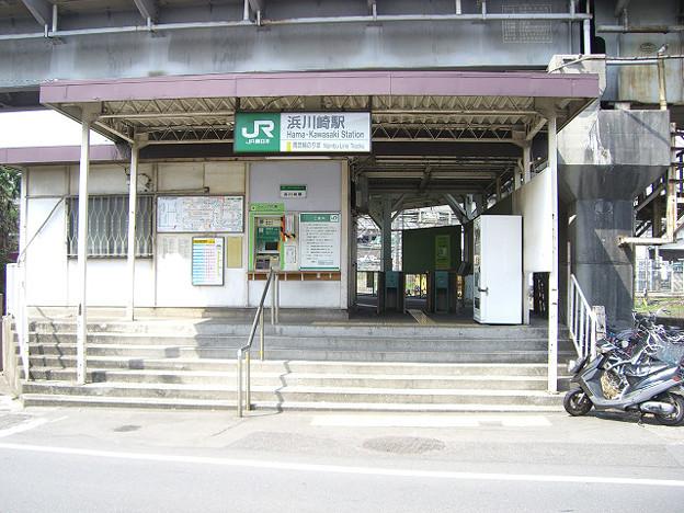 r2964_浜川崎駅南武線口_神奈川県川崎市_JR東