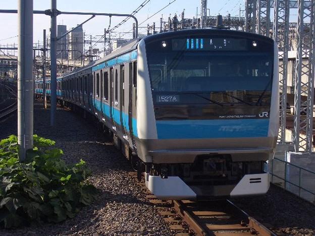 京浜東北線 普通大船行 CIMG4763
